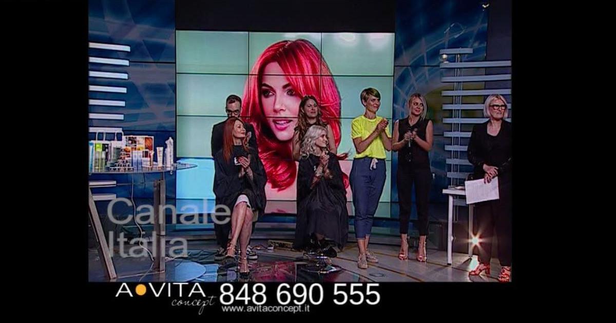 IO Parrucchieri su Canale Italia
