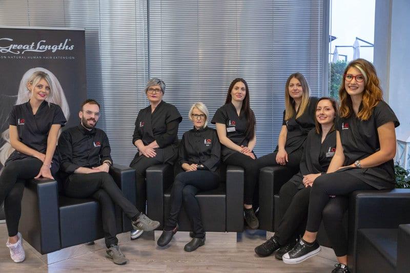 Staff IO Parrucchieri Monselice Padova